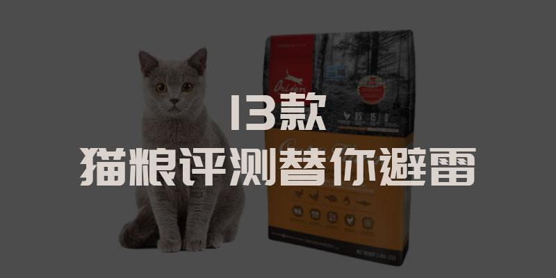 哪个牌子的猫粮好